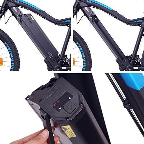 bicicleta electrica moscow