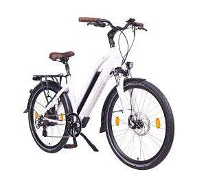 Bicicleta eléctrica urbana NCM milano 48 V