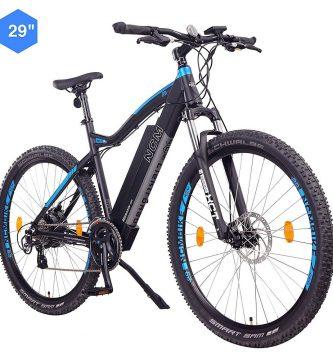 Bicicleta eléctrica ncm moscow 48 V, ncm moscow 48v opiniones