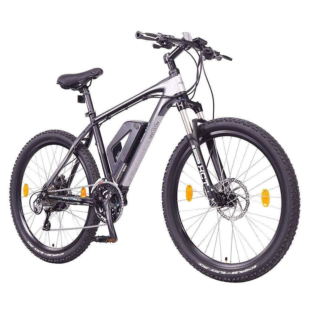 bici eléctrica btt, mejor precio ncm prague, e-bike ncm