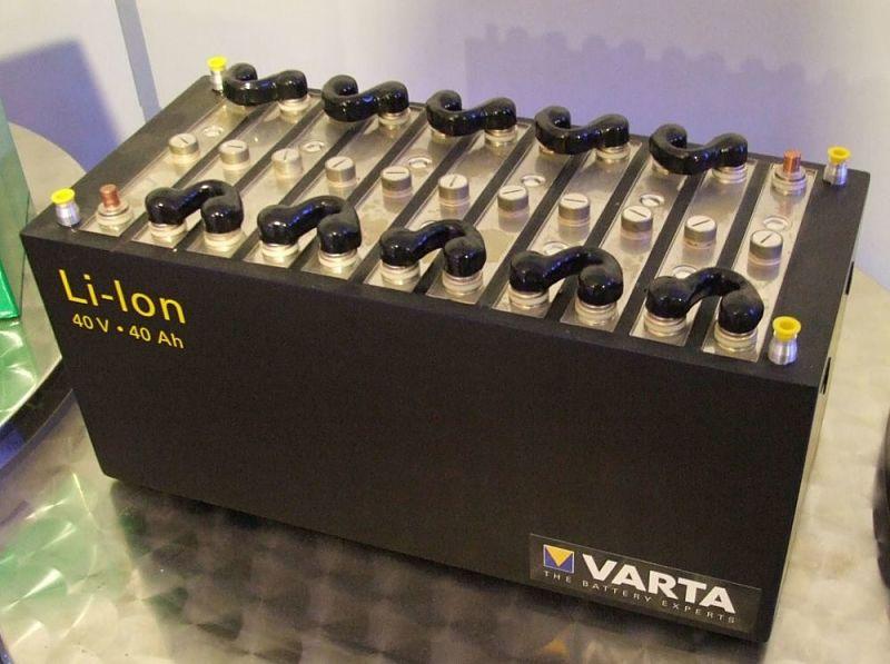 La autonomía de las baterías de litio es mayor