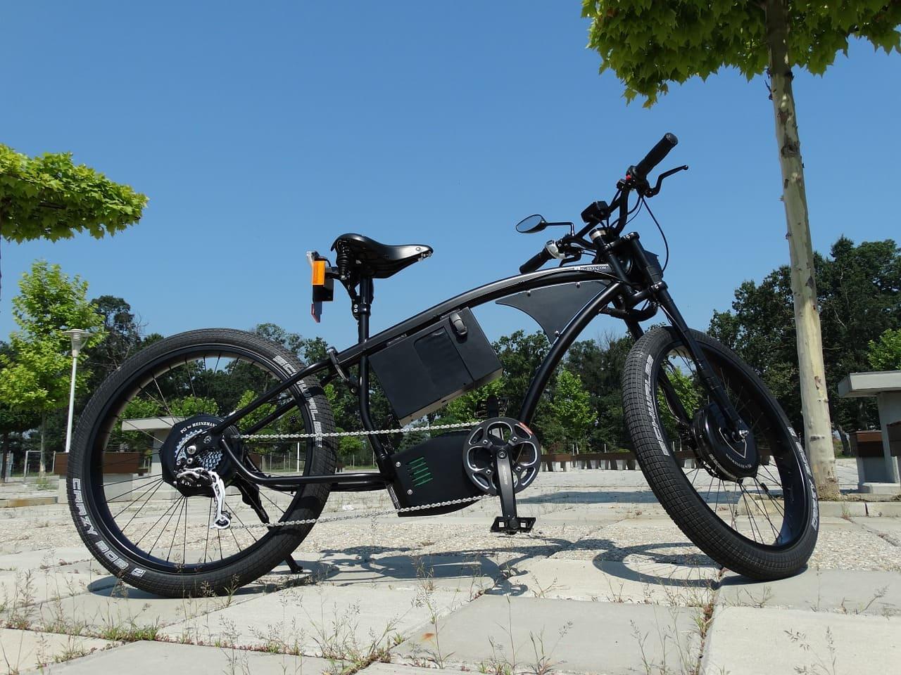 mejor oferta bicicleta eléctrica barata