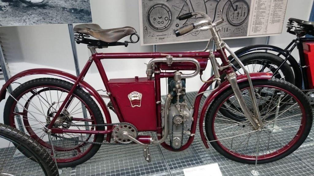 Bicicleta motor eléctrico antiguas