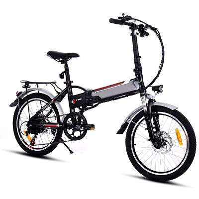 bicicleta eléctrica decathlon plegable