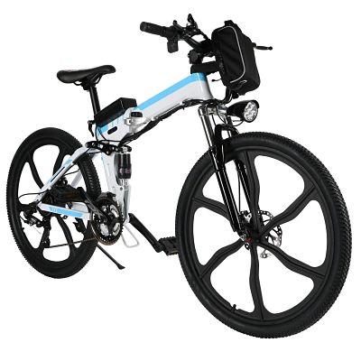bicicleta eléctrica de decathlon
